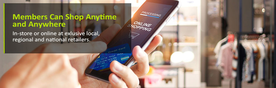 members shop anytime anywhere